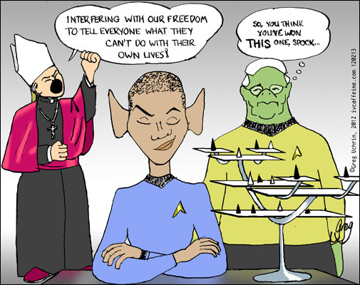 Spock/Obama wins a 3-D chess match